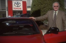 Toyota 40th Anniversary Spot (Italian)